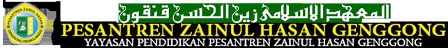 Website Resmi Pondok Pesantren Zainul Hasan Genggong