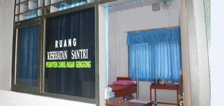 klinik putra PZH Genggong.