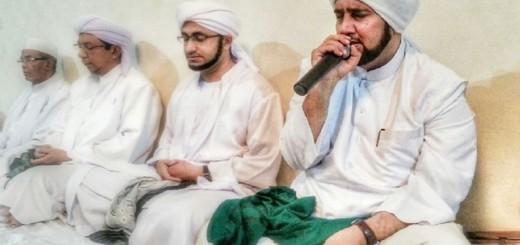 Foto Habib Syech bin Abdul Qodir Assegaf Solo Bersholawat