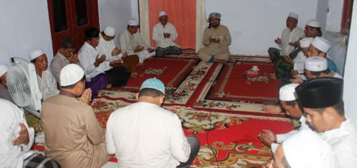 doa bersama haul kh. ahmat taufiq hidayatullah