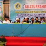 Ketua Yayasan, KH. Moh. Hasan Mutawakkil Alallah, S.H., M.M. memberikan pengarahan kepada hadirin