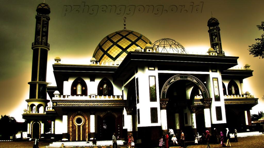 Makam Syaichona Kholil Bangkalan Madura